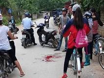 Chồng đâm vợ giữa đường rồi tự tử