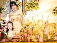 Elly Trần tổ chức tiệc sinh nhật hoành tráng cho con gái Cadie