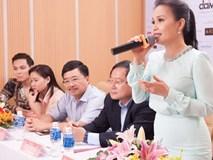 Vợ chồng Cẩm Ly bất ngờ xuất hiện tại vòng sơ khảo tài năng của thí sinh Hoa hậu Việt Nam 2018