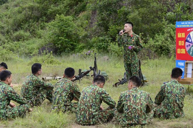 Sao Nhập Ngũ: Mr Cần-Trô Xuân Nghị và các tân binh hoảng hồn ném lựu đạn, dập lửa-7