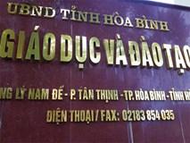 Các thủ khoa Học viện An ninh năm 2018 là thí sinh Hòa Bình, Lạng Sơn, Sơn La