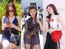 Cận cảnh mẫu túi xách gần 200 triệu đồng đang khiến loạt sao Việt sẵn sàng 'rút ví không sợ đau'