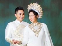 Bộ ảnh cưới chưa từng công bố của con gái NSND Hồng Vân
