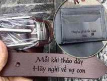 Món quà tặng chồng trước ngày công tác của cô vợ cao tay khiến ai nấy đều tâm đắc