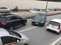 Chủ xe Mercedes biển ngũ quý chạy ngược chiều trong hầm Kim Liên, Hà Nội là ai?