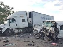Kết luận nguyên nhân vụ tai nạn giao thông làm 13 người chết trong đám rước dâu ở Quảng Nam