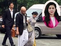 Bà Lê Hoàng Diệp Thảo nói về chồng sau cuộc gặp tại tòa: