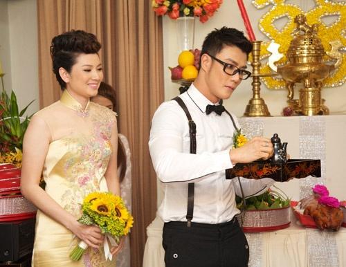 Sau thời gian dài dính tin đồn ly hôn chồng, Thúy Vinh bất ngờ công khai bạn gái mới?-1