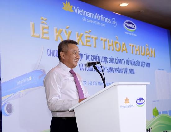 Thơm ngon thức uống Vinamilk trên chuyến bay Vietnam Airlines-1