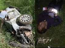 Người nước ngoài cướp ô tô, tông xe vào công an để giải cứu đồng phạm