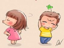 Chiêu dỗ bạn gái khi giận dỗi không thể đáng yêu hơn