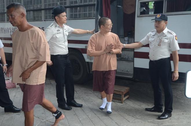 Sư thầy Thái dùng Louis Vuitton và đi máy bay riêng lĩnh án 114 năm tù-1