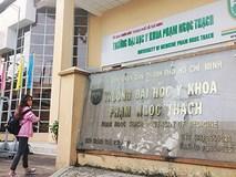 ĐH Y khoa Phạm Ngọc Thạch tiếp nhận 2 thí sinh trượt oan
