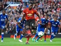 Man Utd mở màn mùa giải mới khó nhọc trong ngày Pogba đeo băng đội trưởng