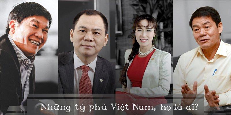 Mỗi tháng kiếm hơn ngàn tỷ, đại gia Việt nhiều tiền chưa từng có-2