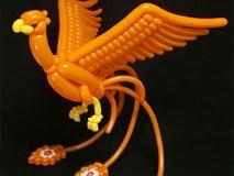 9X Nhật Bản tạo hình động vật từ bóng bay giống y như thật