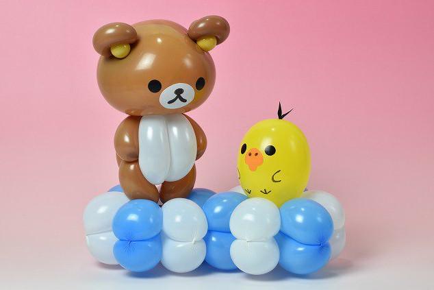 9X Nhật Bản tạo hình động vật từ bóng bay giống y như thật-8