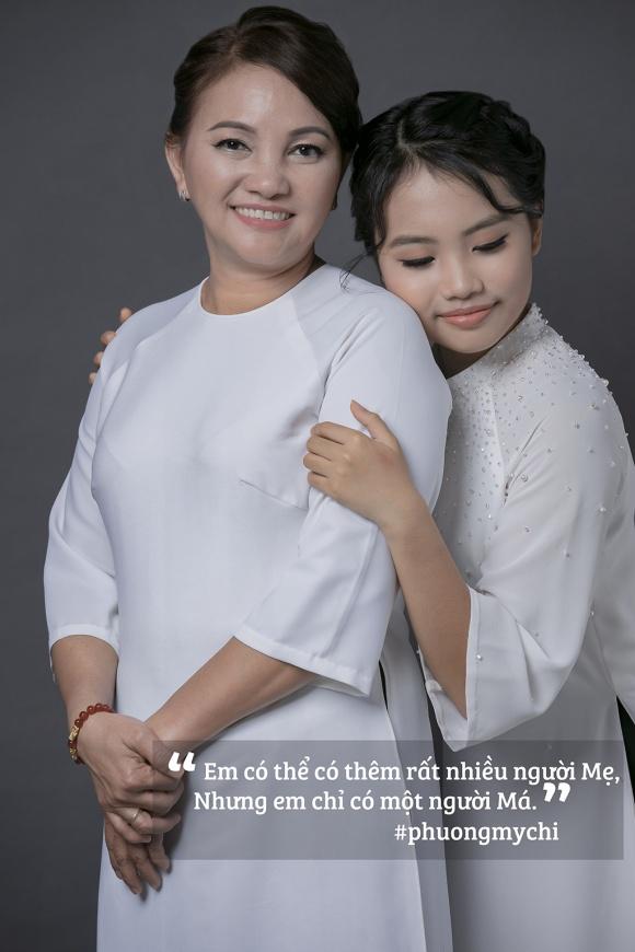 Phương Mỹ Chi hạnh phúc khoe mẹ trong bộ ảnh mừng mùa Vu Lan-10