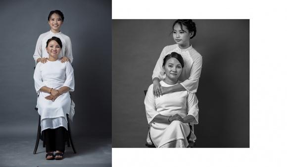 Phương Mỹ Chi hạnh phúc khoe mẹ trong bộ ảnh mừng mùa Vu Lan-5