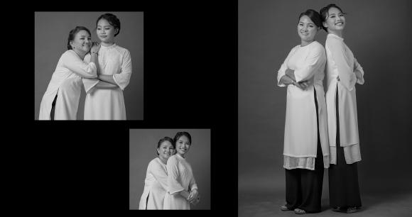Phương Mỹ Chi hạnh phúc khoe mẹ trong bộ ảnh mừng mùa Vu Lan-7