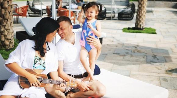 Phương Vy lần đầu diện bikini khoe dáng bỏng mắt sau áp lực cân nặng vì sinh con đầu lòng-5
