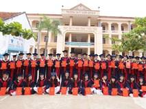 Hai lớp ở trường huyện của Nghệ An có 100% học sinh đậu đại học