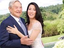 Cuộc hôn nhân gây tranh cãi giữa tỷ phú 83 tuổi với