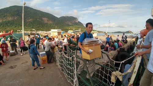 Côn Đảo phát sốt: Dân mua đất đổ về không có chỗ mà ngủ-1
