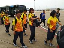 Đội tuyển nữ Việt Nam lên đường dự Asiad 2018