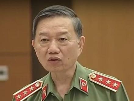 Bộ trưởng Tô Lâm: Không giới hạn điều tra sai phạm thi THPT quốc gia