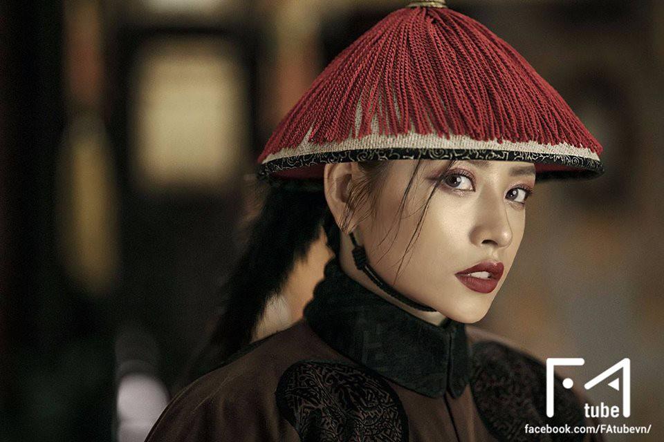 Hoà cùng sức hút của Diên Hi Công Lược, loạt sao Việt đua nhau hoá phi tần khiến fan thích thú-13
