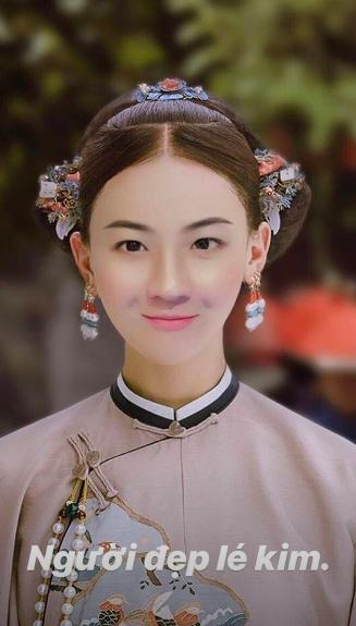 Hoà cùng sức hút của Diên Hi Công Lược, loạt sao Việt đua nhau hoá phi tần khiến fan thích thú-4