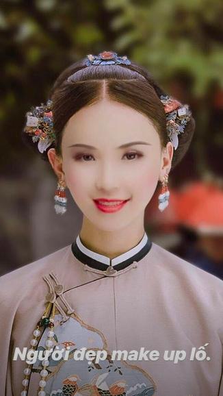 Hoà cùng sức hút của Diên Hi Công Lược, loạt sao Việt đua nhau hoá phi tần khiến fan thích thú-1