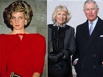Tiết lộ chi tiết cuộc chạm mặt nảy lửa giữa Công nương Diana và bà Camilla:
