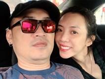 Sau lùm xùm to tiếng cãi nhau, Tiến Luật nhắn nhủ Thu Trang: