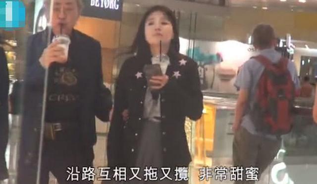 Bỏ rơi mỹ nhân TVB, ông trùm 80 tuổi hẹn uống trà sữa với thiếu nữ đáng tuổi cháu-6