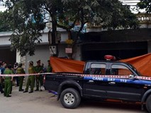 Vợ chồng giám đốc bị bắn chết ở nhà riêng, nghi phạm tự sát ngay tại chỗ