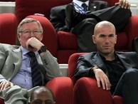 MU phải chọn Zidane, vì đó là 'Sir Alex Ferguson mới'