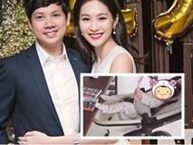 Con gái 5 tháng tuổi của Hoa hậu Đặng Thu Thảo và tiết lộ bất ngờ từ ông xã đại gia