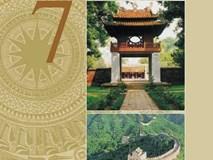 Bất ngờ tranh luận quanh bìa SGK Lịch sử lớp 7 có hình Vạn Lý Trường Thành