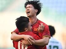 HLV Park Hang Seo truyền lửa cho cầu thủ Olympic Việt Nam trước trận ra quân ở ASIAD 2018