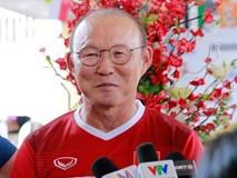HLV Park Hang Seo mong Nepal đá tấn công với Olympic Việt Nam