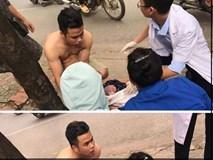 Ông bố trẻ kể hành trình vợ 'đẻ rơi': Chỉ còn cách bệnh viện 2km, con gái đã