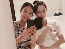 Sau loạt ảnh sống ảo, Hoa hậu Đặng Thu Thảo bị bạn thân Ngọc Hân cho
