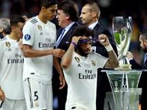 Thua đau trận derby, Real Madrid tuột danh hiệu Siêu Cúp châu Âu