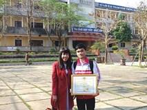 Nam sinh trường làng đỗ 5 đại học danh giá nhất nước