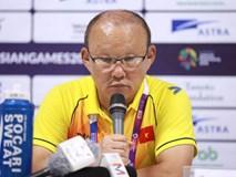 """HLV Park Hang Seo: """"Tôi thoải mái trước trận gặp Nhật Bản"""""""