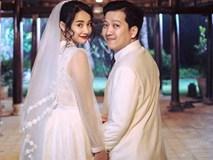 Phía Nhã Phương vẫn tiếp tục im lặng trước tin đồn tổ chức tiệc đính hôn với Trường Giang vào ngày 24/8