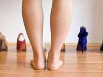 Phụ nữ đừng buồn khi có bắp chân to, phải vui lên vì đây là dấu hiệu trời ban cho vô số phúc phần
