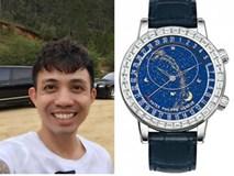 Đại gia Minh Nhựa đang sở hữu bộ sưu tập đồng hồ trị giá bao nhiêu tỷ?